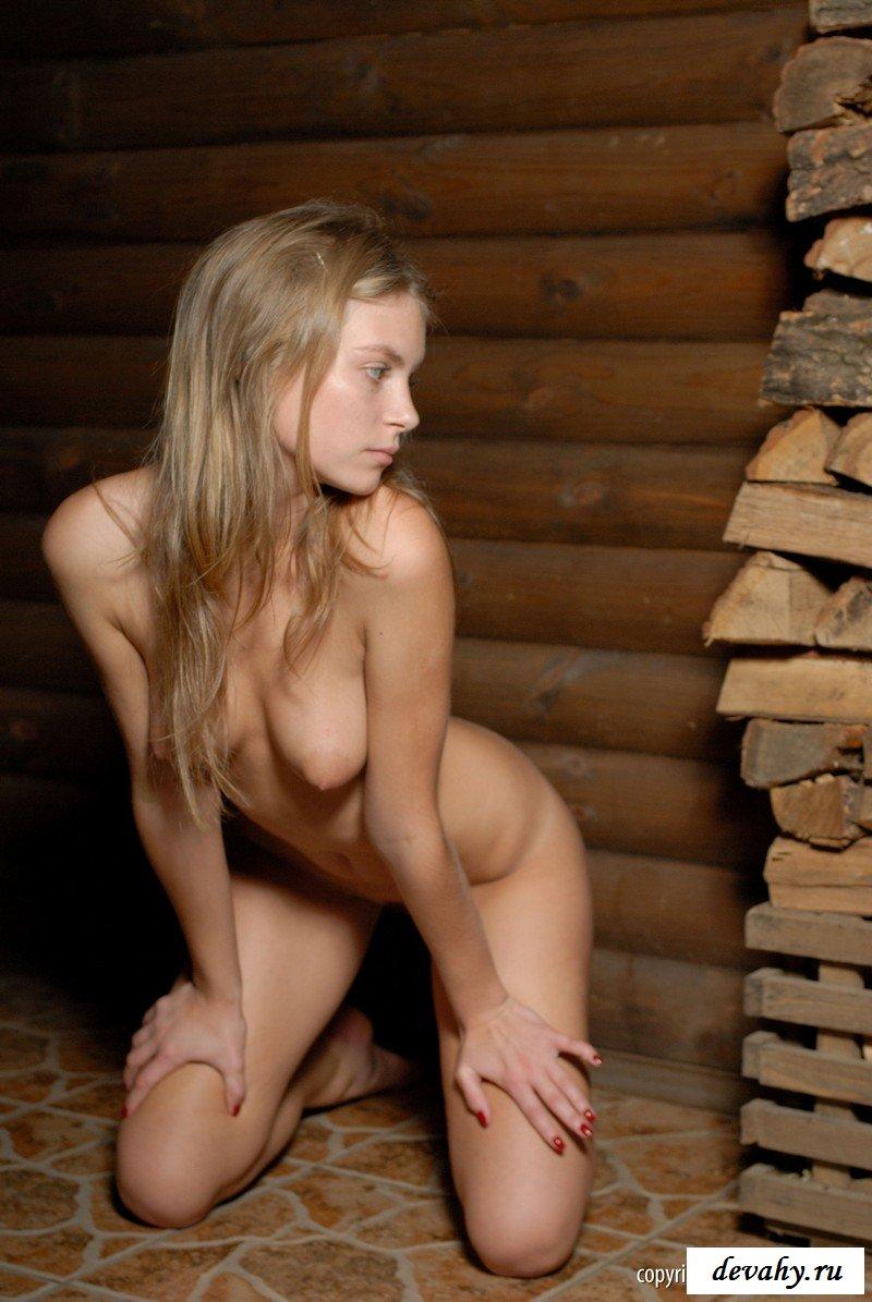 Сучака в сауне