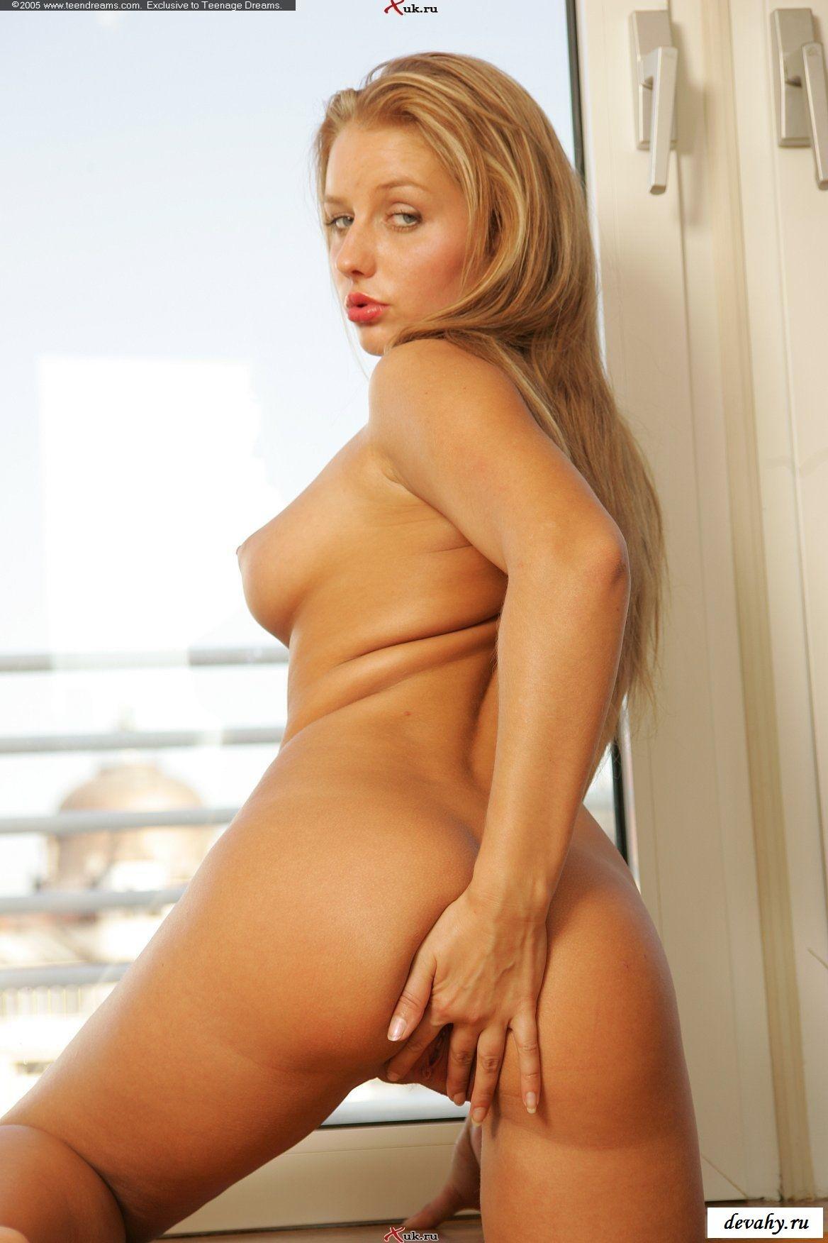 Красивая задница рыженькой девки смотреть эротику