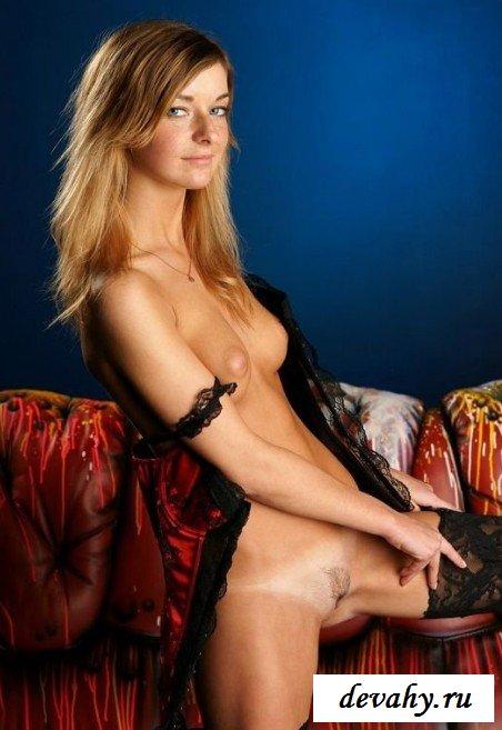 Русская чика Катенька секс фото