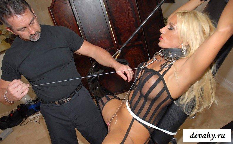 Громадный клитор телочки секс фото