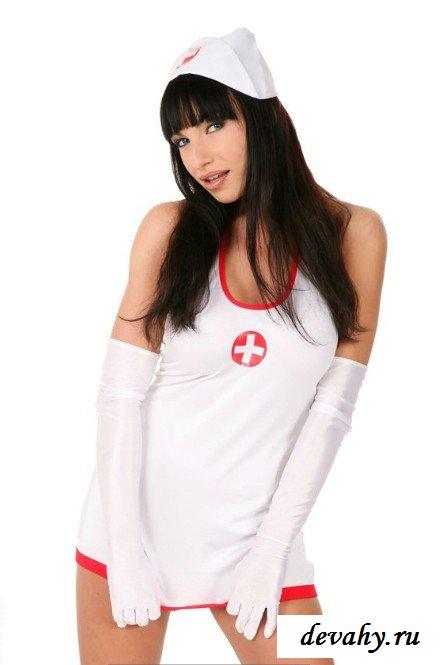 Горячая пися медсестры