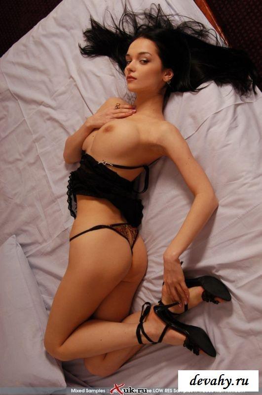 Сахарная ведьмочка владеет громадными титьками секс фото