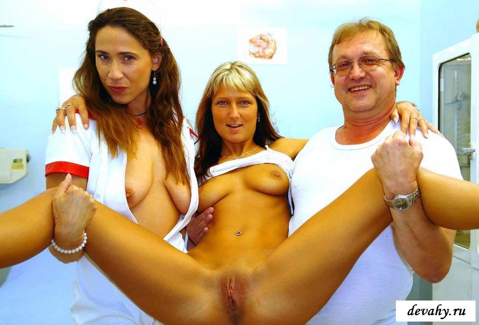 Доктор трахнул супругу санитарки секс фото