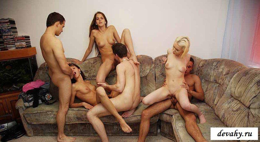 Любительское порно на съемной квартире секс фото