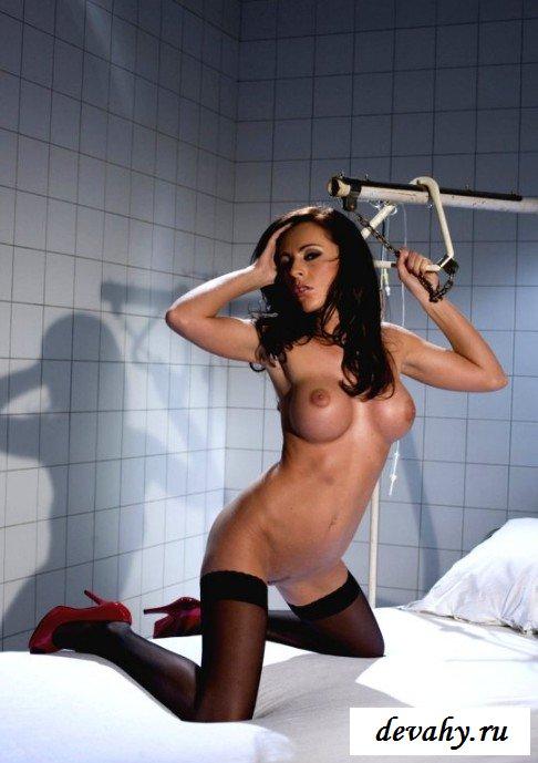 Буфера сексуальной медсестры