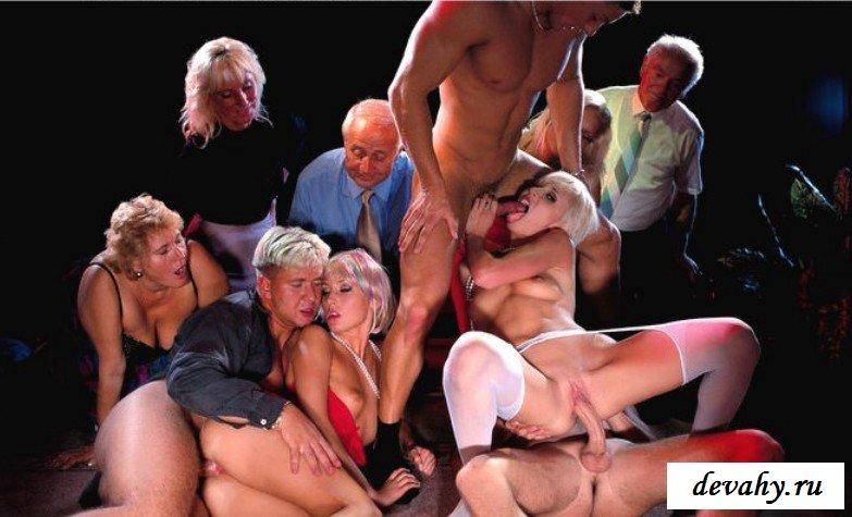 Роскошные суки на вечеринке