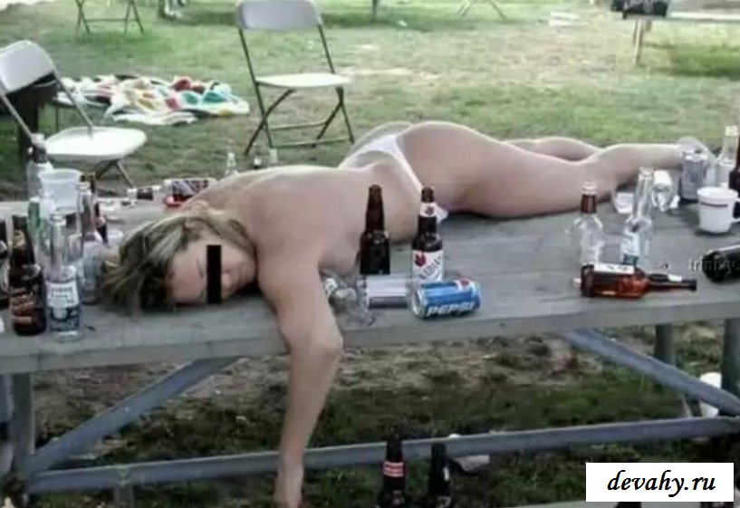 Пьяные барышни себя не контролируют секс фото