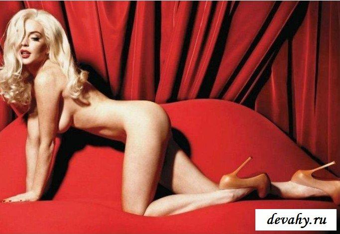 Сексуальная Линдсей Лохан фото