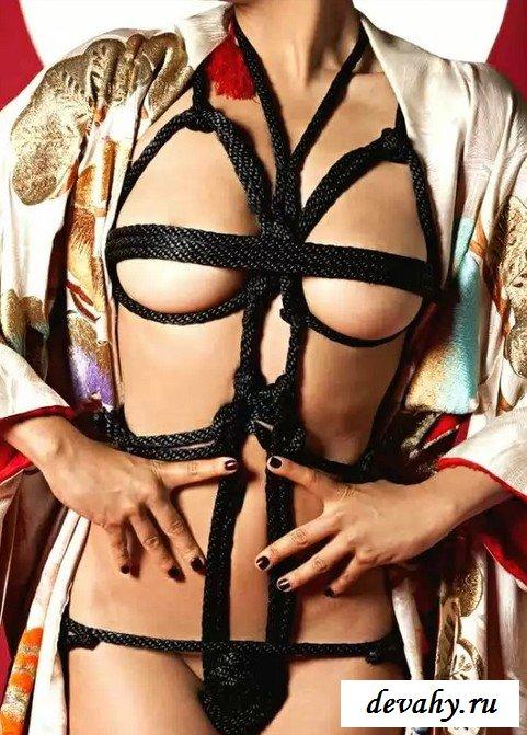 Сиськи манекенщицы Hiromi Oshima