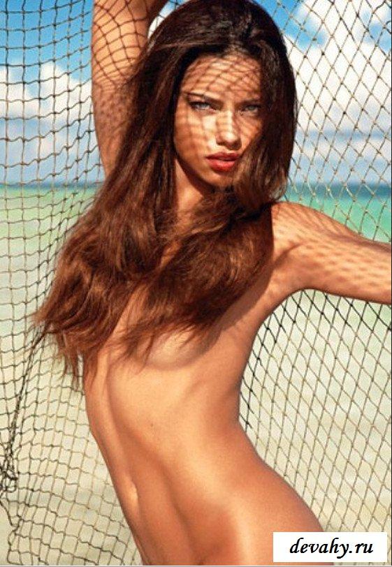 Адриана Лима - бразильская супер модель