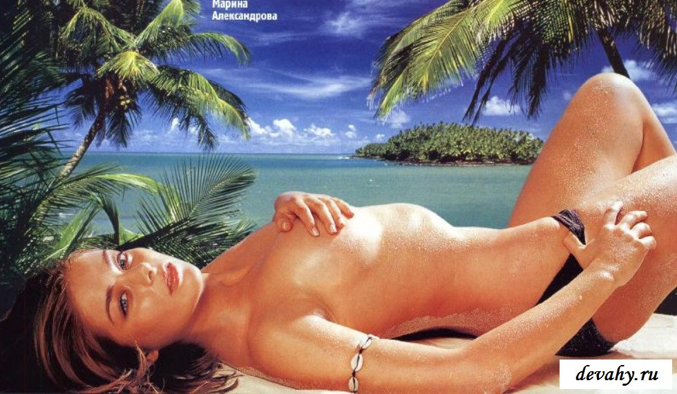 Марина Александрова снимется голой секс фото
