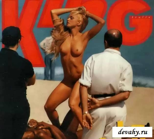 Мадонна а городском пляже снимается голой смотреть эротику