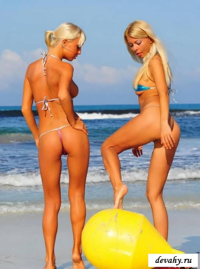 Bikini Blonde Anette For Your Pleasure Dupose 1