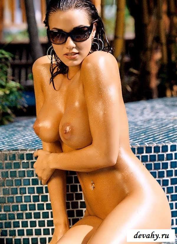 Изящная киска  Amy Sue (16 фото эротики) секс фото