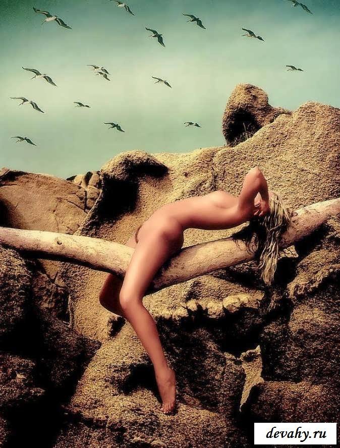 Мохнатая полоска Kristy Swanson (порнуха)