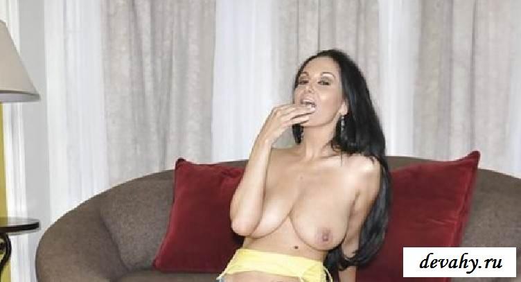 Голая вагина Авы Адамс  (15 фото эротики)