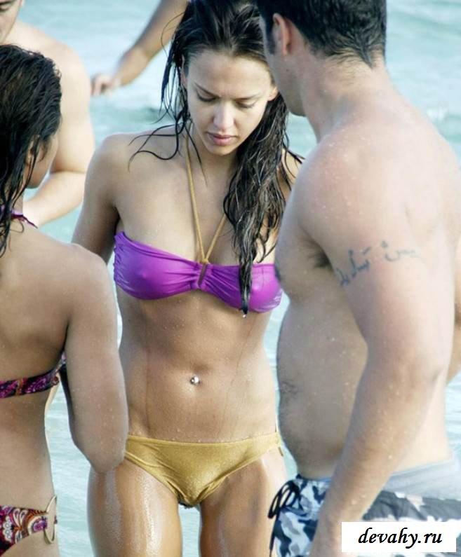 Jessica Alba Nudes Leaked