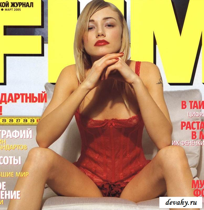Голые титьки  Оксаны Акиньшиной (клубничка)