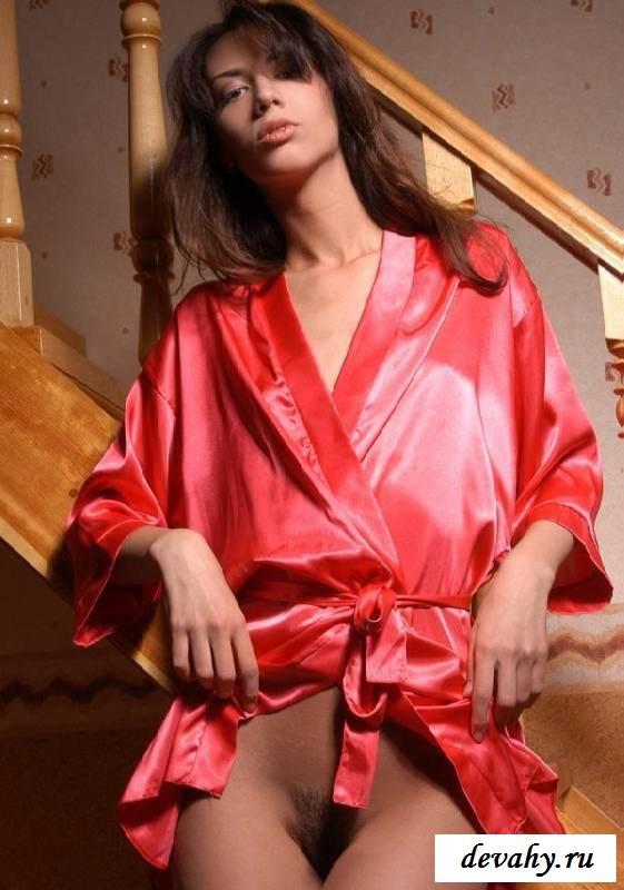 Фотки эротики высокой дивчины (15 фото эротики) секс фото
