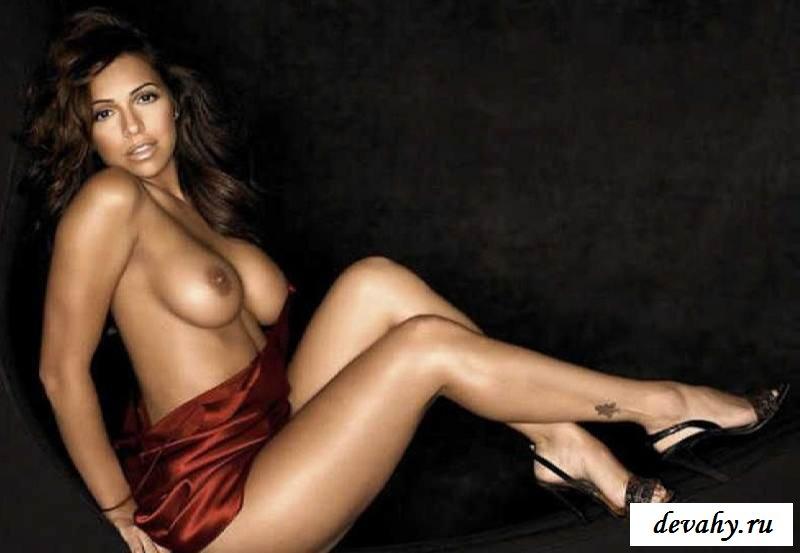 Экзотически-эротические картины знаменитой Vida Guerra (порнуха)