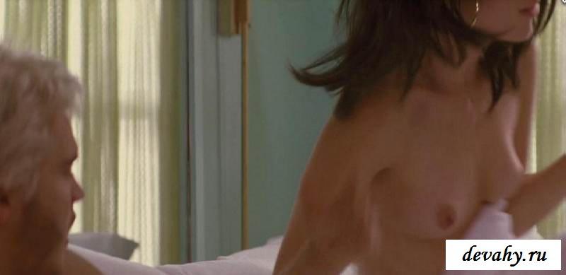 Стройная фигурка голенькой Оливии Уайлд (порнуха)