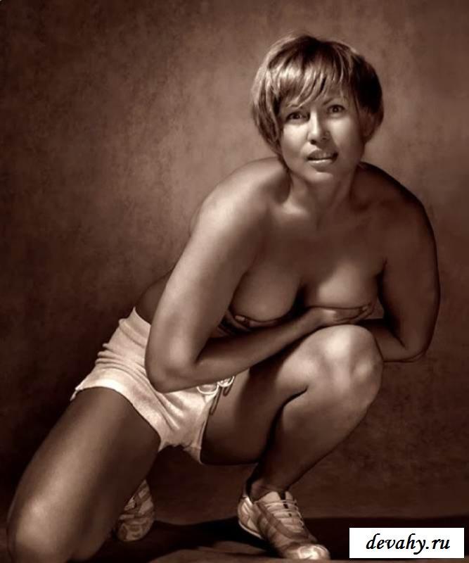 Порнушка Натальи Рогозиной на отдыхе  (порнография)