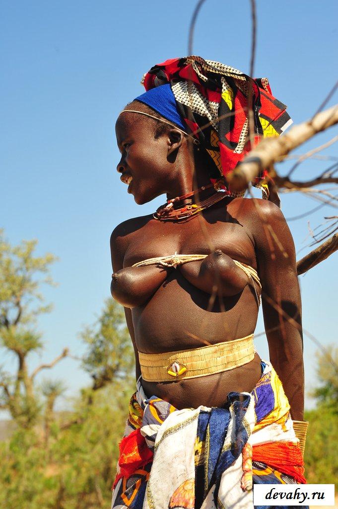 В домашних условиях у голого племени