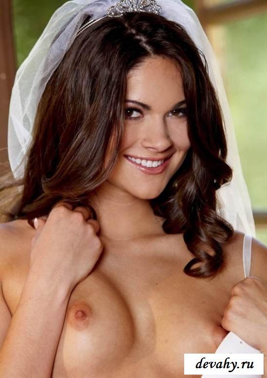Эротика невесты с классной голой писюшкой (15 фото эротики)