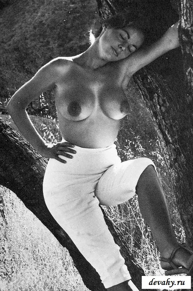 Соблазнительная эротика женщин прошлого времени   (15 фото эротики)