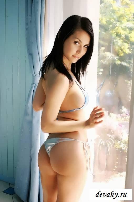 Обнаженная   Мария Одзава (Ozawa Maria) (Пятнадцать эро фото)