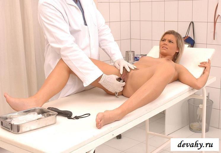 Чики раздетые у врача
