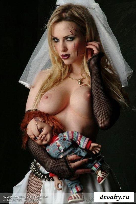 Chucky fucking girls porn