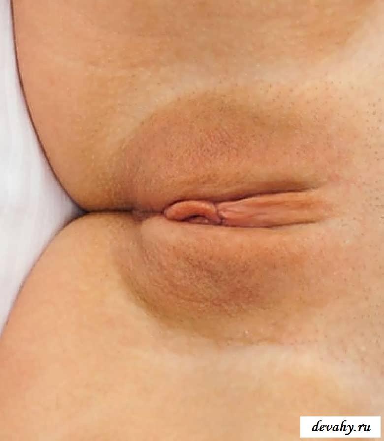 Соблазнительная жопа утренней красотули  (15 эротичекских картинок)