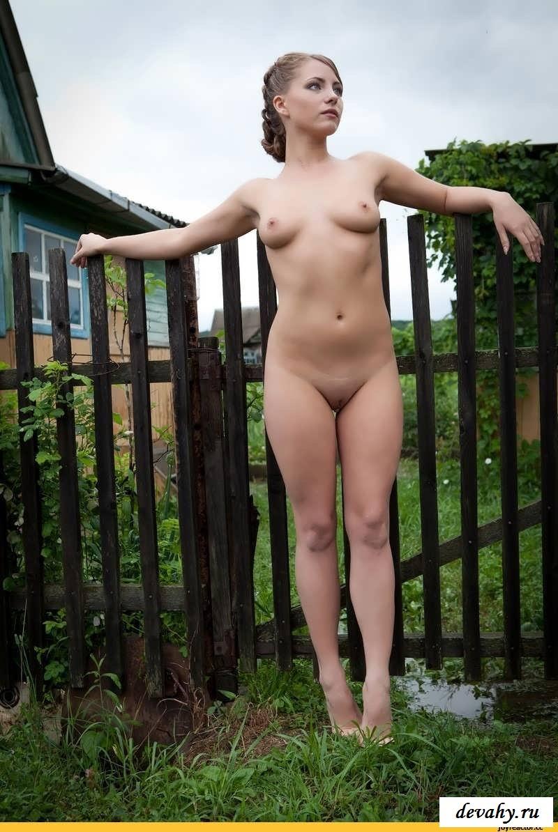 Прекрасные попки раскованных хохлушек (24 фото эротики)