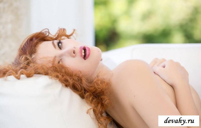 Крепкая попочка знаменитой  Heidi Romanova (25 фото эротики)