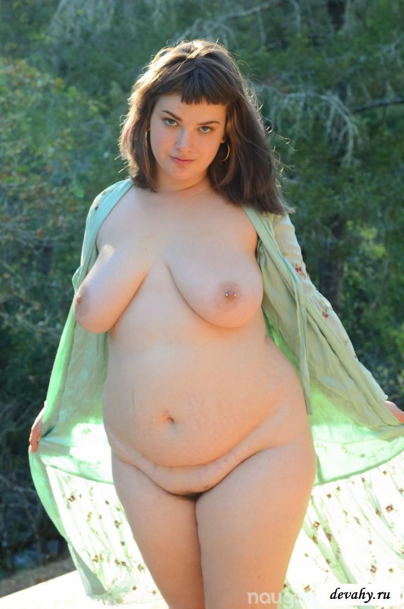 женщин фото голых пампушек