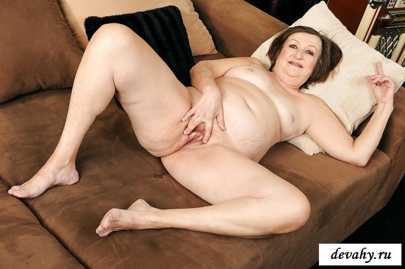 фото писи голых толстых бабушек во весь рост