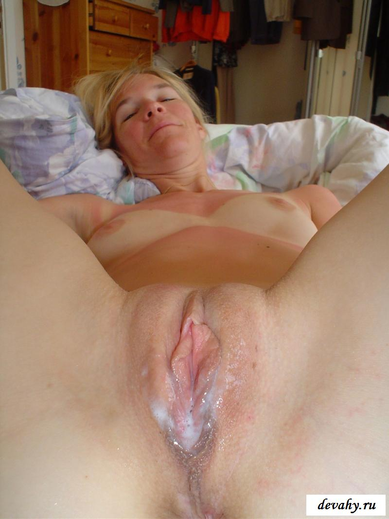 Опытные дамы раздетые и в сперме