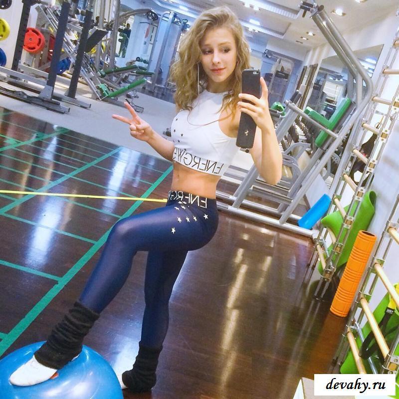 Эротичные фото актрисы Лизы Арзамасовой