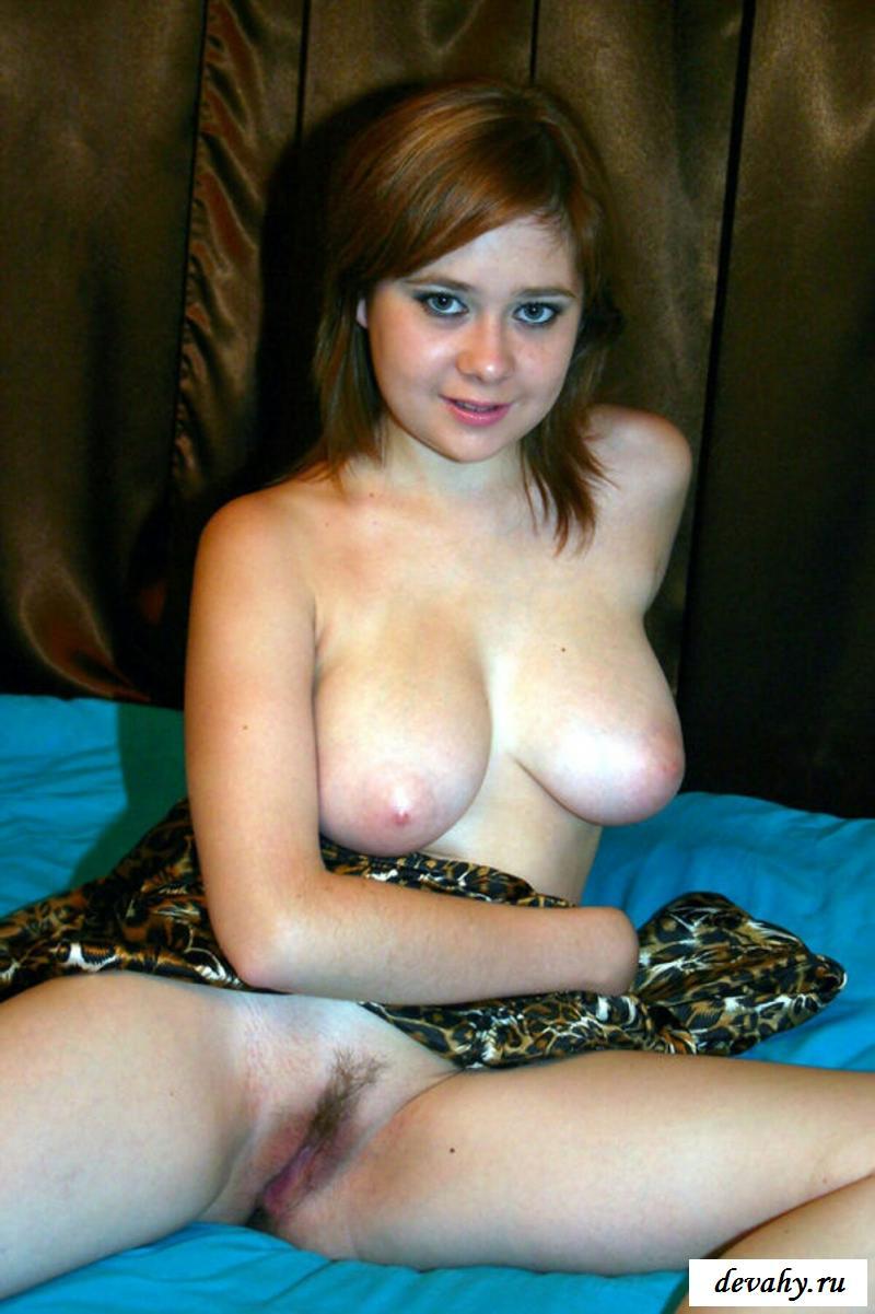 Клубничка сексапильной соседки с обвисшими грудями