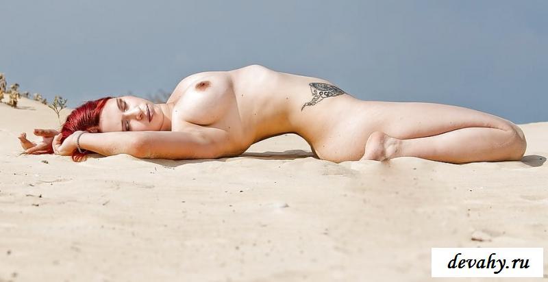 Эротичные снимки израильской модели