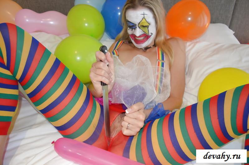 Порнография от циркачки на фотографиях секс фото