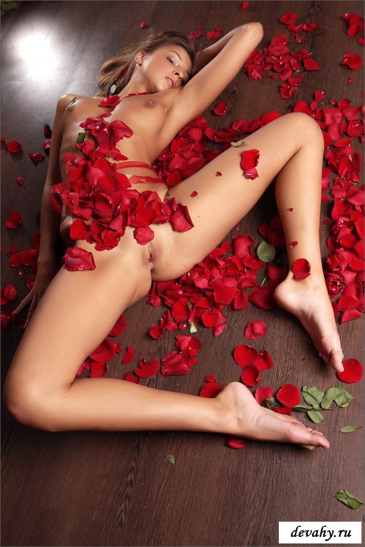 Обнаженная Роза