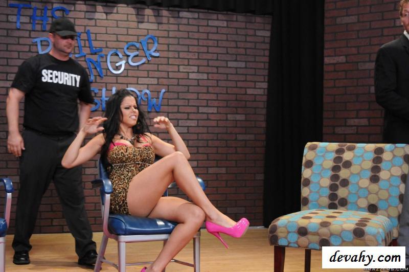 Секс шоу в прямом эфире