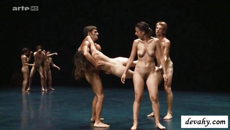 обойдется наталья андреевна танцует эротический танец каждый