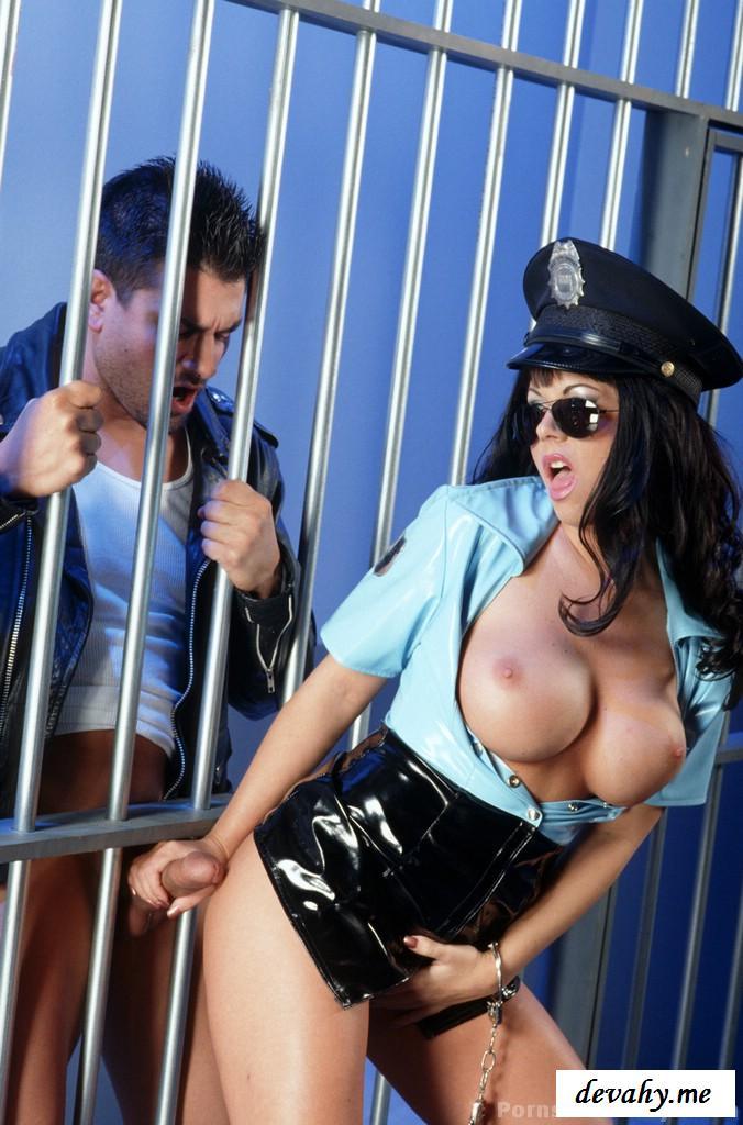 Голые Девушки Полицейские