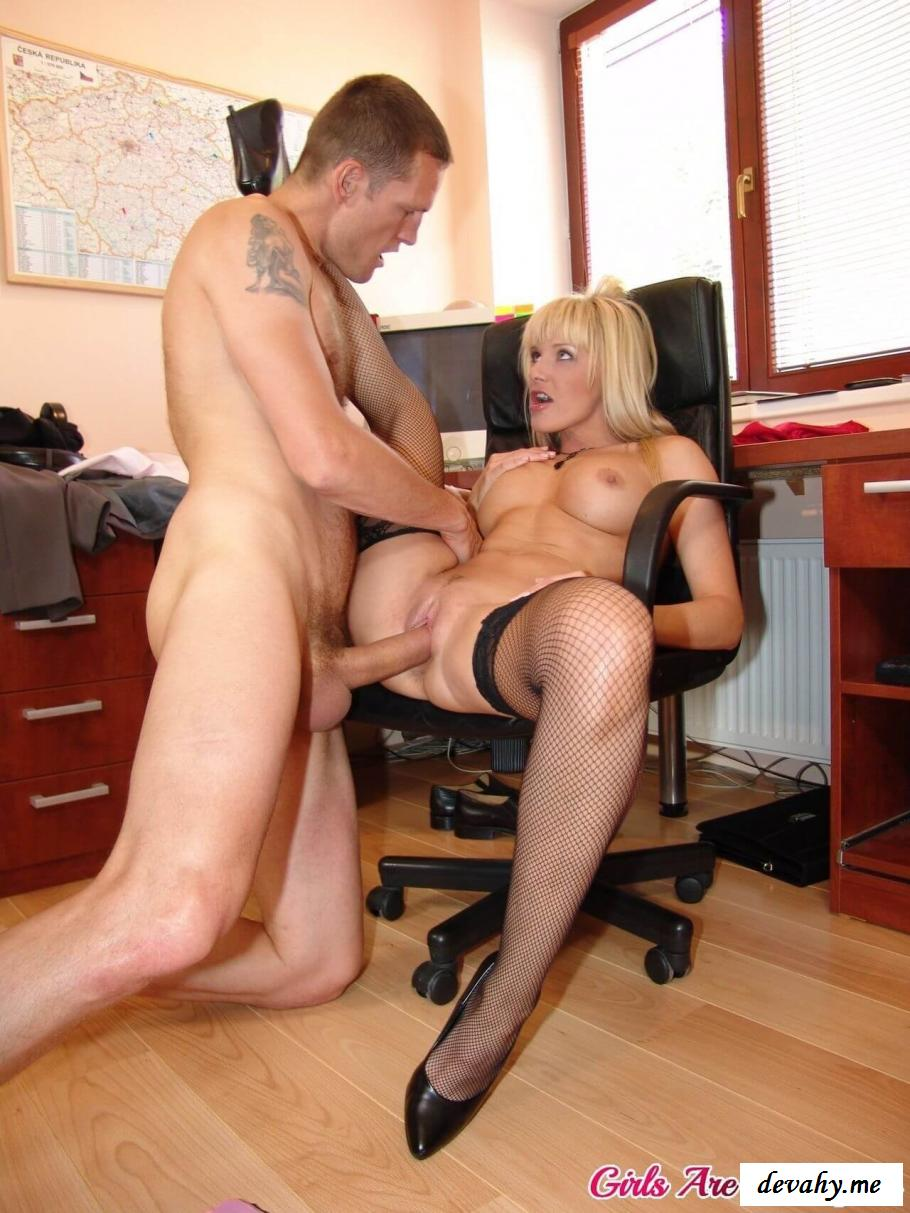 Simone Landori Hardcore Secretary Sex