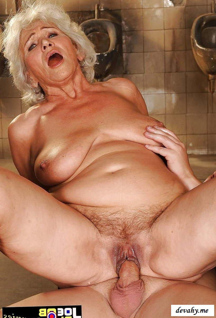 Naked grannies groups